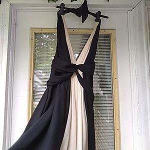 Women's designer halter dress is just too cute!